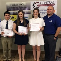 Central Chamber Scholarship